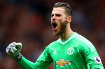 Real Madrid Bids for Dea Gea as Diego Costa Steps Out of Chelsea