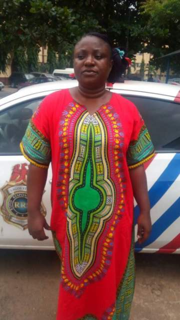 Greedy Nigerian Woman Buys Herself a New Car After Fleeing With Her Business Partner's Money (Photo)