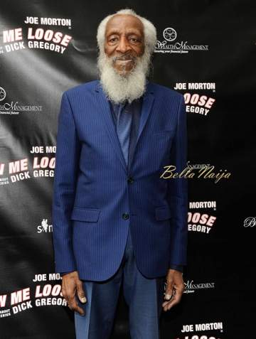 Legendary American Comedian and Civil Rights Activist, Dick Gregory Dies