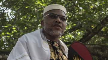 President Buhari's Return Will Not Stop Biafra - IPOB Leader, Nnamdi Kanu