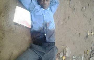 So Sad! Preacher Shot Dead By Armed Robbers Who Snatched His Phone (Photos)