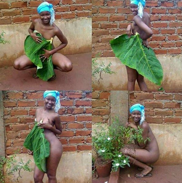 Young Girl Playfully Goes Nude in Photo Shared on Facebook