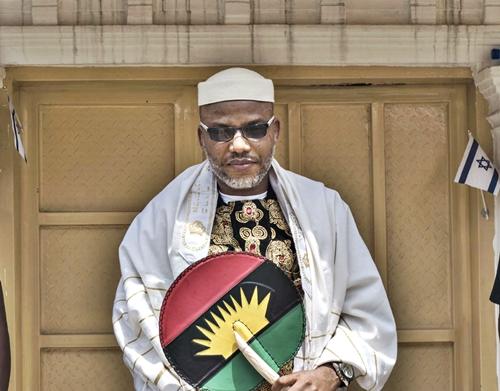 Biafra Nnamdi Kanu 1