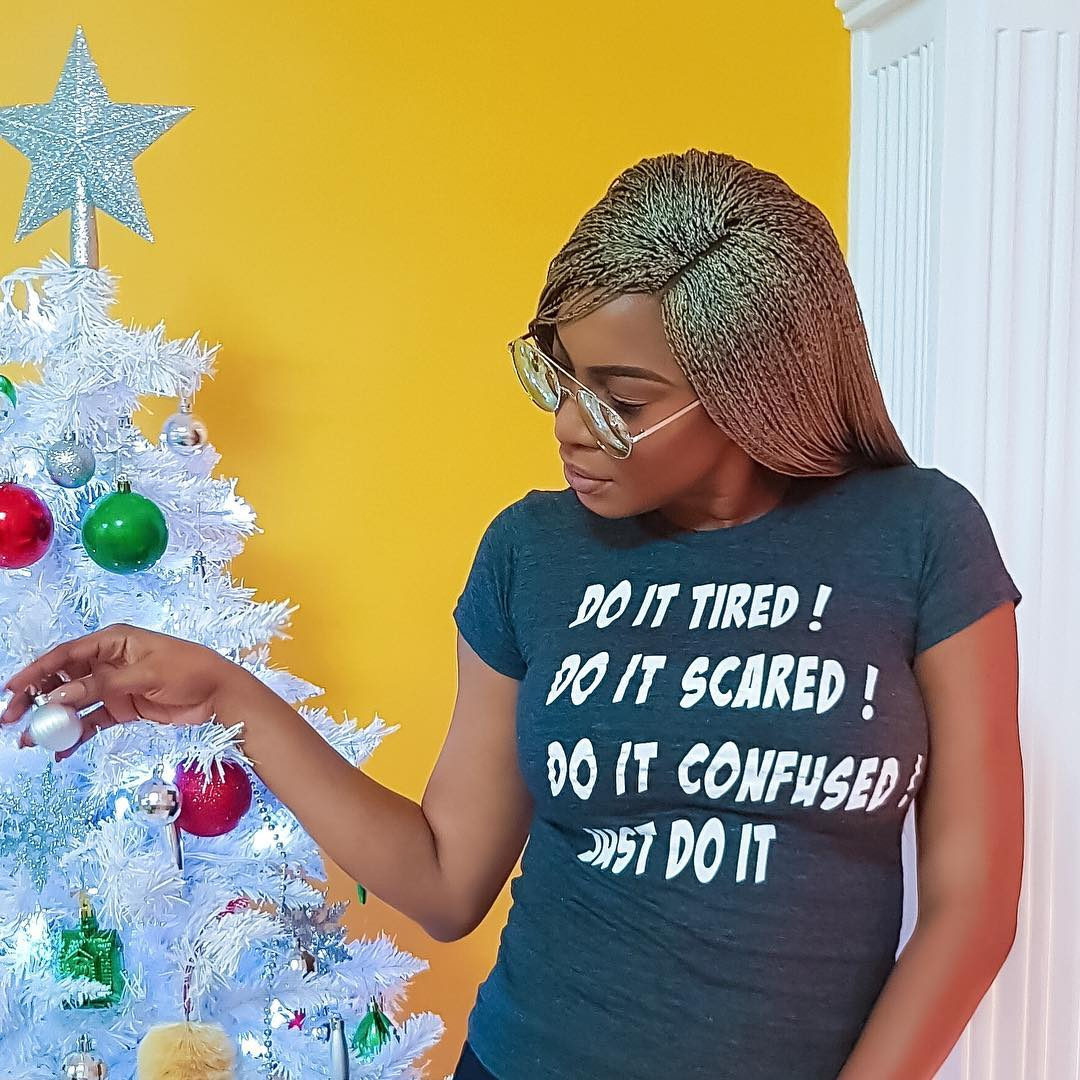 Chika Ike Christmas Pictures_a89