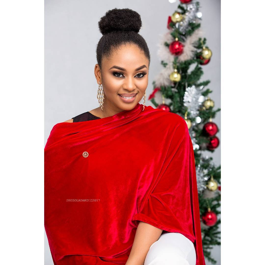 Timi Dakolos Wife Busola Shares 2017 Christmas Pictures 3