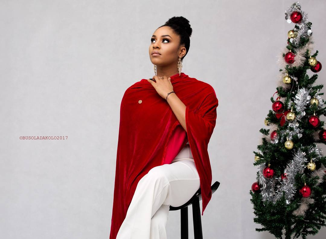 Timi Dakolos Wife Busola Shares 2017 Christmas Pictures