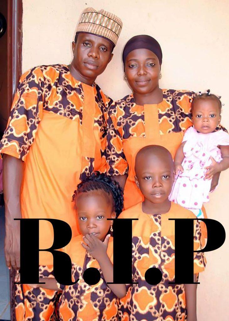 Sarafa Lasisi And Family 4