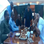 Billionaires Only: Dangote celebrates Sallah with Fellow Billionaires on his Yacht