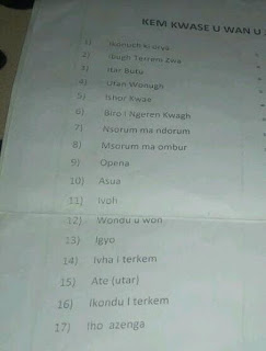Marriage List1