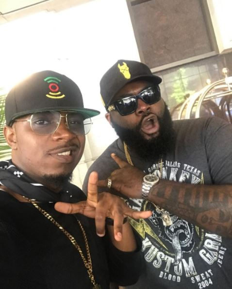 Cameroonians Mistake Davido's Hypeman, Special Spesh For Rick Ross