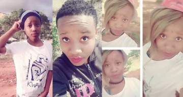 17 year old missing girl found stoned to death in South Africa.