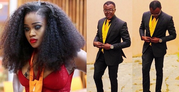 #BBNaija: Meet the man who wants to marry Cee-C