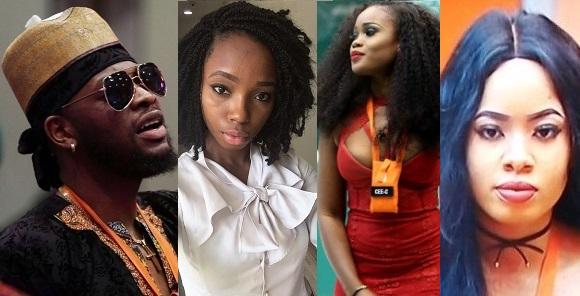 "#BBNaija: ""I don't believe Nigerians love Nina & CeeC more than BamBam"" - Teddy A"