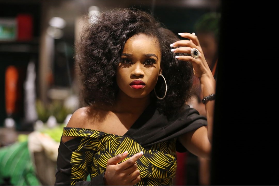 CeeC makes it to the FINAL.