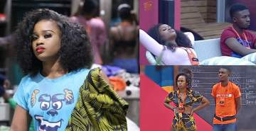 """#BBNaija: """"Biggie pairing 'boy and girl' was a set up, I don't have regrets"""" - CeeC speaks"""
