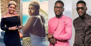 #BBNaija: Tobi's girlfriend reacts after he became the 2nd runner up