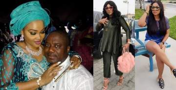 """When a woman has sex with many men"" - Lanre Gentry shades estranged wife, Mercy Aigbe."