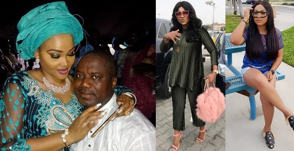 Mercy Aigbe Gentry And Lanre Gentry 1