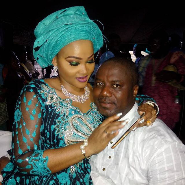 Mercy Aigbe Gentry And Lanre Gentry