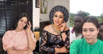 Actress, Adunni Ade narrowly escapes death early this morning along Ogbomosho, Oyo state