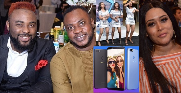 Highlights from the Camon X and Camon X Pro Global Spring Launch in Lagos (photos)