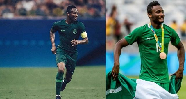 Super Eagles captain, Mikel Obi, called out by his cousin, Chukwuemeka.