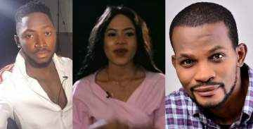 """Divide your N45m into two and give half to Nina"" - Uche Maduagwu tells Miracle."