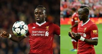 UCL Final : Sadio Mane sends 300 Liverpool jerseys to fans in his village