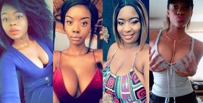 Nigerian ladies join #BigBreastTwitter trend and there are absolute big things to see (Photos)
