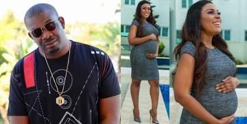 Don Jazzy reacts to Linda Ikeji's Pregnancy