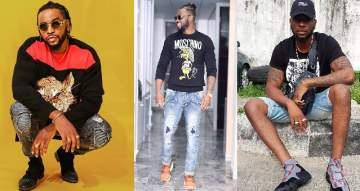 """""""ogun Kee You And Your Vote"""" - BBNaija's Teddy A Replies Fan Who Insulted Him"""