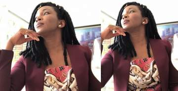 New photo of Genevieve Nnaji will certainly put a smile on your face.