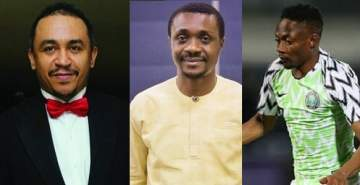 Daddy Freeze tackles Nigerian Pastors, Nathaniel Bassey over Super Eagles win