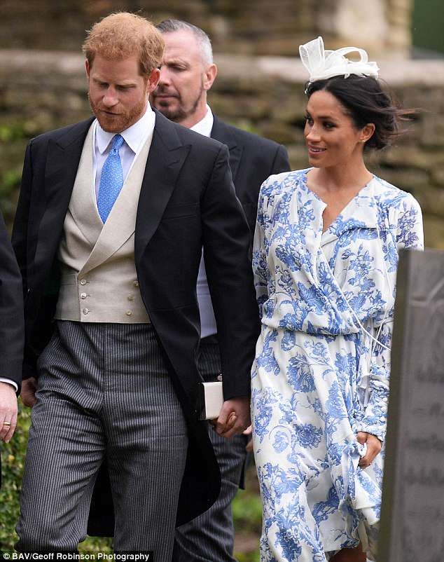 Meghan And Harry1