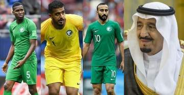 World Cup 2018: Saudi Arabia lists three players who will face 'penalty' when they return from Russia after 5-0 defeat.