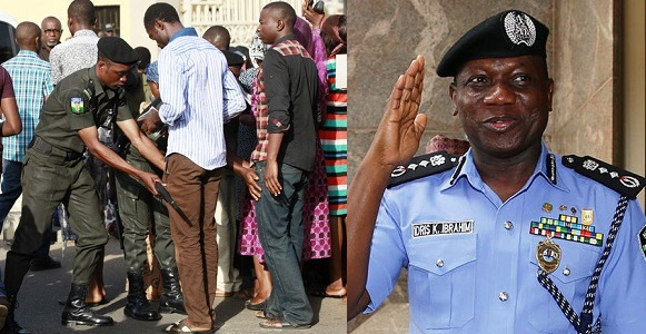 """SARS officers do not have the mandate to stop and search anybody's phone"" - Nigeria Police Force"