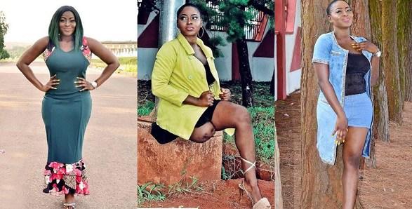 Beautiful Nigerian amputee shares her inspiring story (Photos