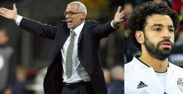 2018 World Cup: Egypt vs Uruguay: Why Salah didn't play - Egypt's coach, Hector Cuper.