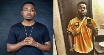 Singer Olamide reveals why he can't help humans for now.