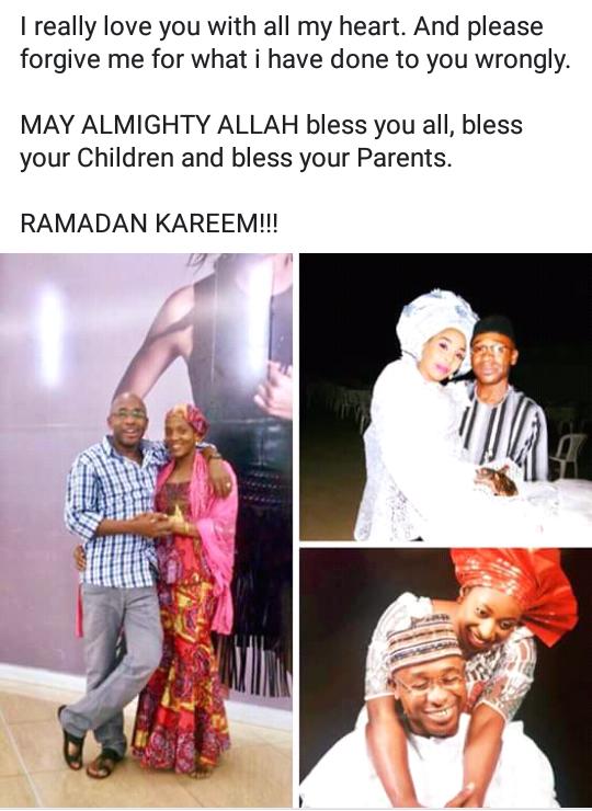 Man Praise Three Wives