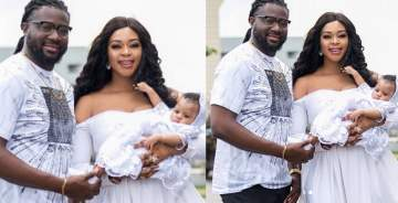 """""""Don't care how broke you are, fund your daughter's account, chicken head"""" - Mimi Orjiekwe slams ex-husband.. again."""