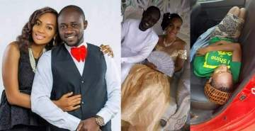 Nigerian man accused of beating his wife to death