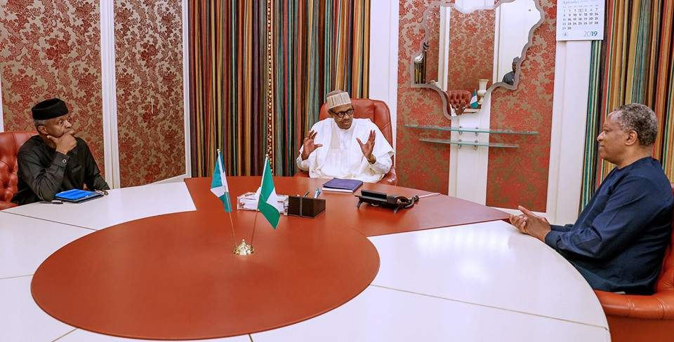 Buhari Indoor Meeting 01