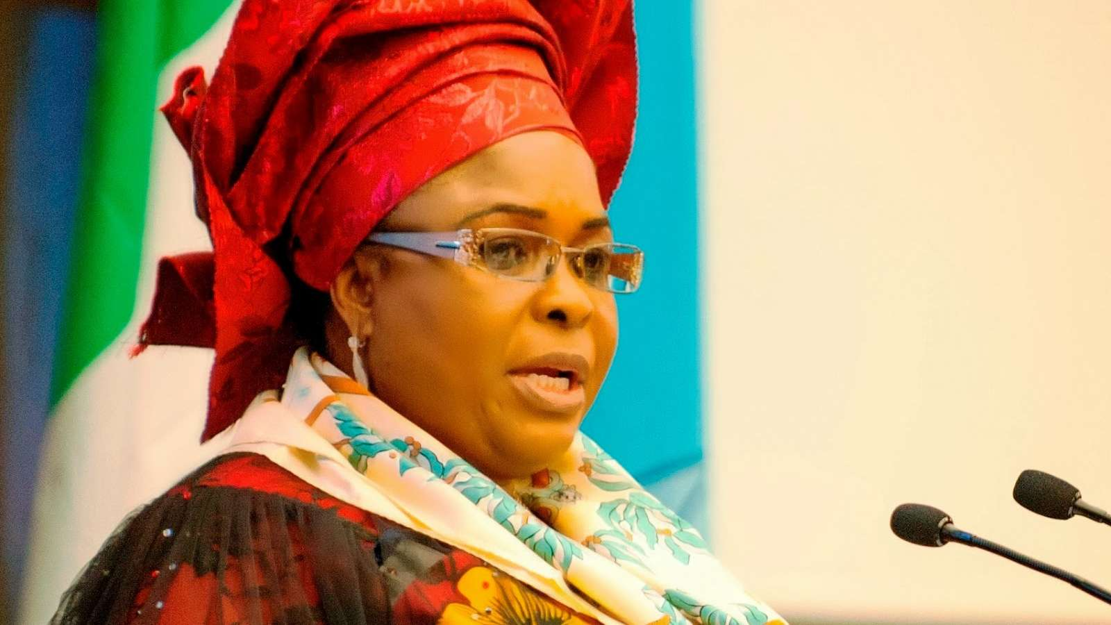 Court to hear Patience Jonathan's suit against EFCC on December 7