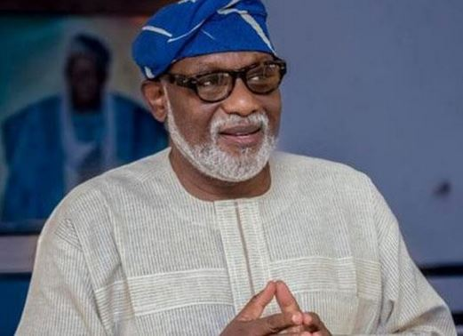 Ondo Guber Race: Details About Rotimi Akeredolu's 'Past' Emerge Ahead of Campaign