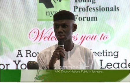 Oyegun is Being Controlled By Some Forces - APC Chieftain, Timi Frank Attacks