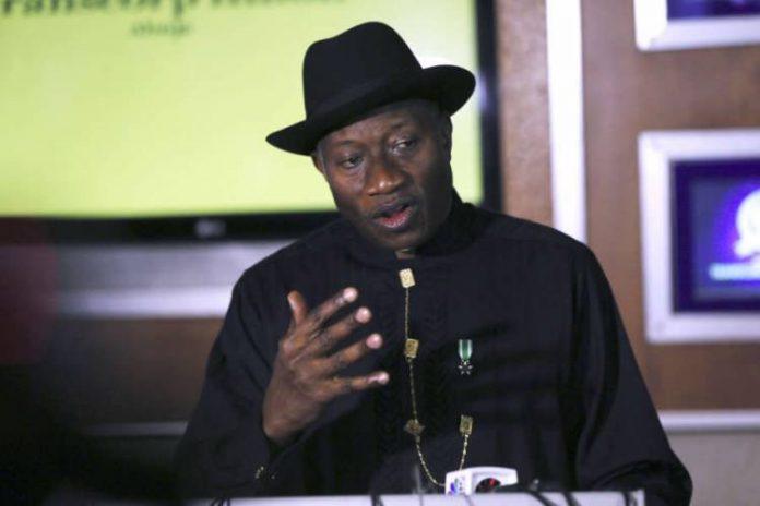 Goodluck Jonathan 1