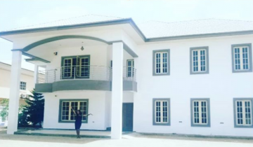 Pregnant Linda Ikeji Buys An 11 Room Mansion For Her Upcoming Reality Show (photos)
