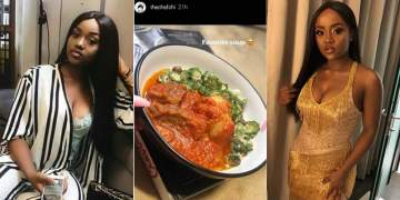 Chioma Roasts And Drags A Follower Who Rubbished Her Delicacy