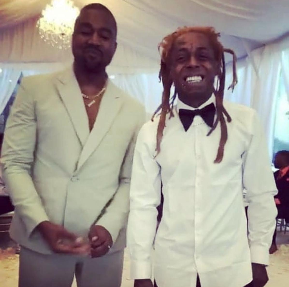 2 Chainz Marries Longtime Girlfriend Kesha In Miami Photos 8